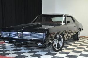 Mercury : Cougar Black