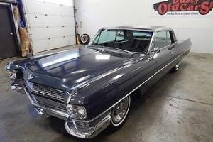 Cadillac : DeVille Runs Drives Great Body Interior V Good Fins 429V8