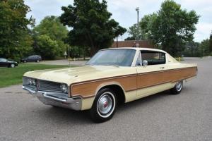 Chrysler : Newport Sportsgrain