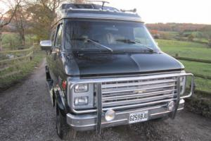 1980 CHEVROLET G20 DIESEL 4 SPEED AUTO O/DRIVE (HIGHROOF)