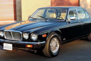 Jaguar : XJ6 Vanden Plas
