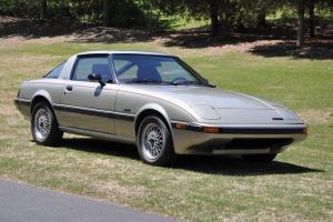 Mazda : RX-7