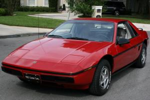 Pontiac : Fiero SE 2M4 COUPE - TWO OWNER - 25K MI