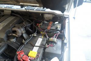 Mitsubishi Pajero GLS LWB 4x4 1997 4D Wagon 4 SP Automatic 4x4 3 5L
