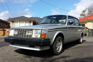 Collectable Volvo 242GT 1979 Stunning Example Manual 2 Door Coupe Photo