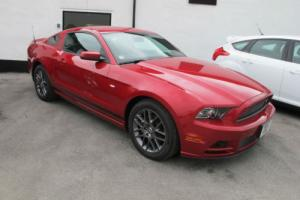 2013 FORD MUSTANG PREMIUM CLUB OF AMERICA LIMITED EDITION 3.7 V6 AUTO 305 BHP