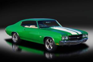 Stunning body and Synergy Green paint. BEAUTIFUL!!!!!!