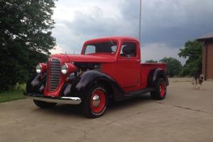 1938 dodge show truck
