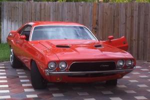 Dodge : Challenger Custom