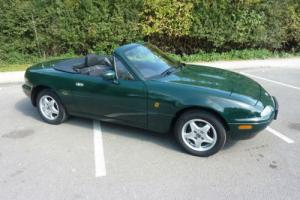 MAZDA MX-5 MONZA LIMITED EDITION - 1997 FINISHED IN BRG WITH BLACK INTERIOR FSH Photo