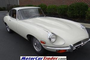 E-type xke Fixed Head Coupe NOT a 2+2
