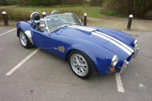 GARDENER DOUGLAS COBRA V8 6LTR 6 SPEED 2004 - AWESOME PERFORMANCE
