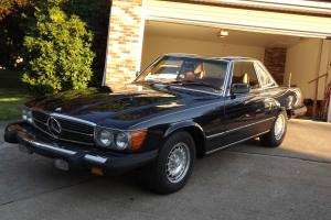 Mercedes-Benz : SL-Class Removable Hardtop & Soft Top