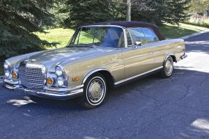 Mercedes-Benz : 200-Series 280se 3.5