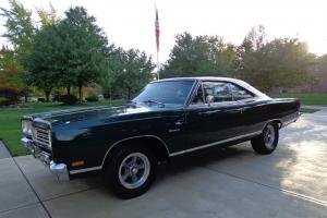 Plymouth : Satellite Coupe