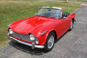 Triumph : Other TR4A IRS