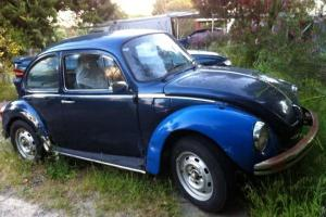 Volkswagen 1 6L Beetle 1975 in Attadale, WA