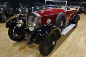 1926 Rolls Royce 20hp Open Tourer by Brockman.