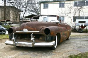 Mercury : Monterey 2 Door Convertible