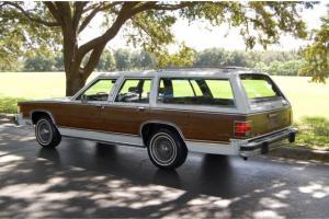 Mercury : Grand Marquis 4dr Wagon Co