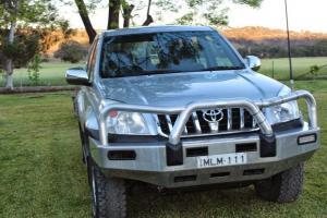 Toyota Landcruiser Prado GXL 4x4 2004 4D Wagon Manual 8 Seats