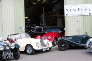"""Morgan 4/4 TwinCam 1960's style """"Period"""" open 2 seater"""