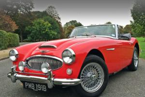 1964 Austin HEALEY 3000 MK3 BJ8 - Original UK Car - Beautiful Example Photo