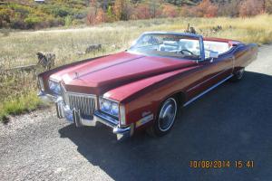 Cadillac : Eldorado 8.2 Litre