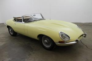 Jaguar : XK E Series I 3.8