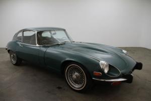 Jaguar : XK E 2+2 V12