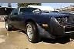 Pontiac : Trans Am W72