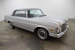 Mercedes-Benz : Other 280SE Low Grille Coupe
