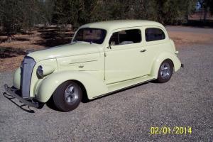 1937, 1938, 1939, 1940, Chevy Sedan Photo