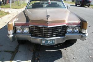 Cadillac : DeVille DeVille Convertible
