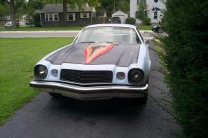 Chevrolet : Camaro LT