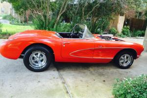 Chevrolet : Corvette 2 door conv