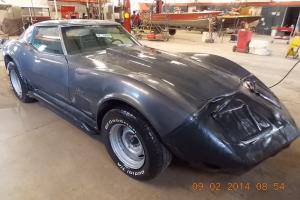 Chevrolet : Corvette N/A