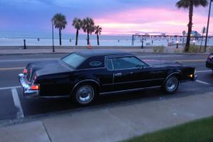 Lincoln : Continental Mark IV
