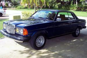 Mercedes-Benz : 300-Series 300CD