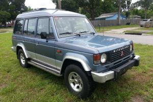 montero turbo diesel pajero 1986 1987 1988 1989