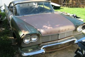 Plymouth : Fury 2 door hard top
