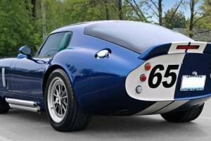 1965 Shelby Daytona Cobra 7774 miles. Photo