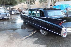 Cadillac : Fleetwood Limousine