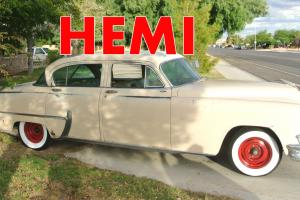 Chrysler : Imperial SEDAN