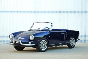 Fiat : Other Abarth 750 Spider by Allemano