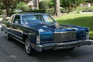 Lincoln : Town Car TOWN COUPE - TWO OWNER - 46K MILES