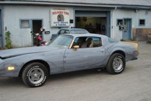 Pontiac : Firebird Base