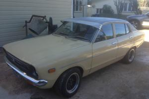 Datsun 120Y 1977 4D Sedan 4 SP Manual 1 5L Carb