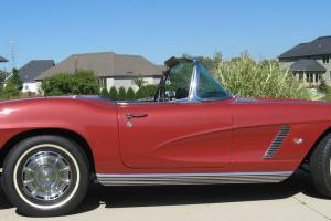 Chevrolet : Corvette Roadster