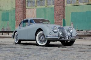 Jaguar : XK 150 Fixed Head Coupe Photo